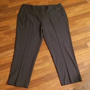 Gray Tanjay Ankle Pants